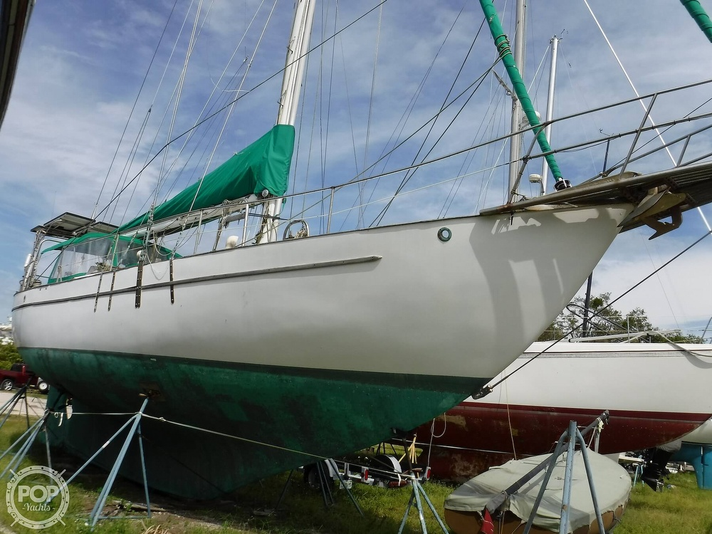 1977 Westsail boat for sale, model of the boat is 43 & Image # 22 of 40