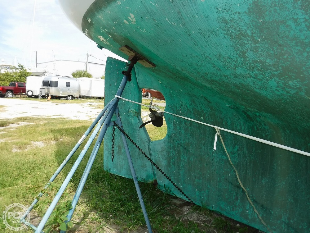 1977 Westsail boat for sale, model of the boat is 43 & Image # 25 of 40