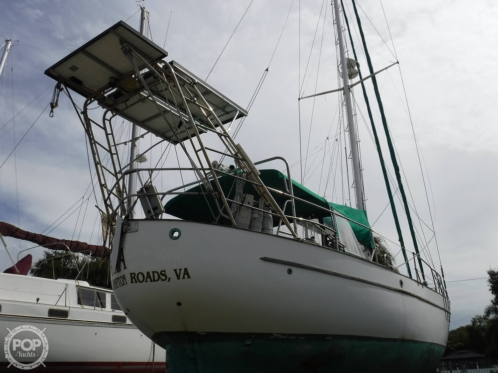1977 Westsail boat for sale, model of the boat is 43 & Image # 28 of 40