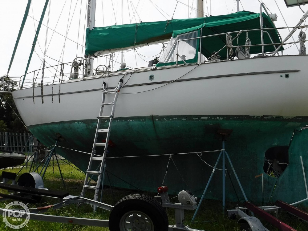 1977 Westsail boat for sale, model of the boat is 43 & Image # 34 of 40