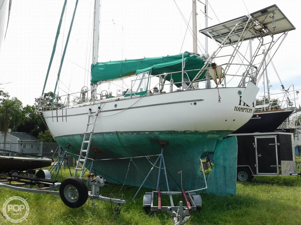 1977 Westsail boat for sale, model of the boat is 43 & Image # 35 of 40