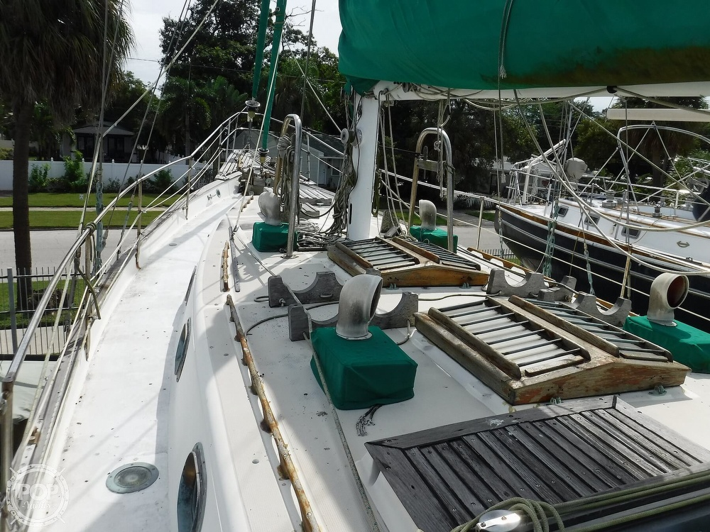 1977 Westsail boat for sale, model of the boat is 43 & Image # 4 of 40