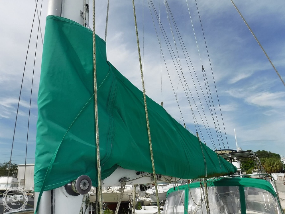 1977 Westsail boat for sale, model of the boat is 43 & Image # 5 of 40