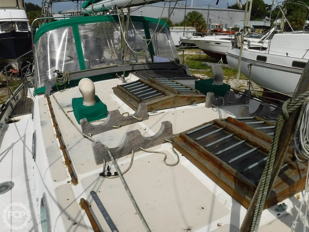 1977 Westsail boat for sale, model of the boat is 43 & Image # 7 of 40