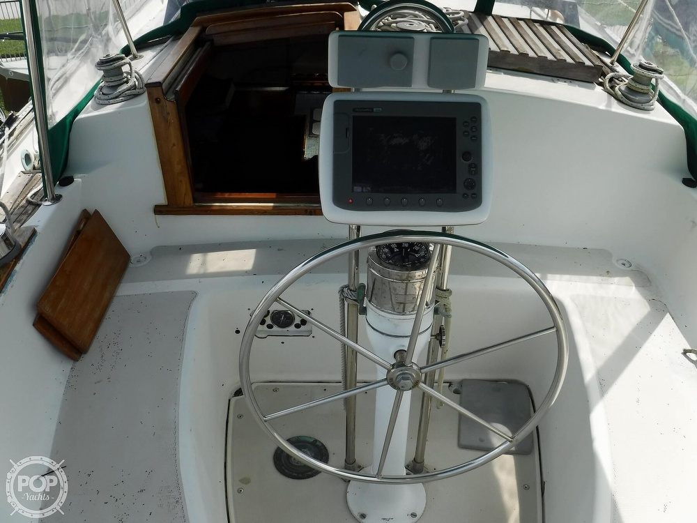 1977 Westsail boat for sale, model of the boat is 43 & Image # 9 of 40