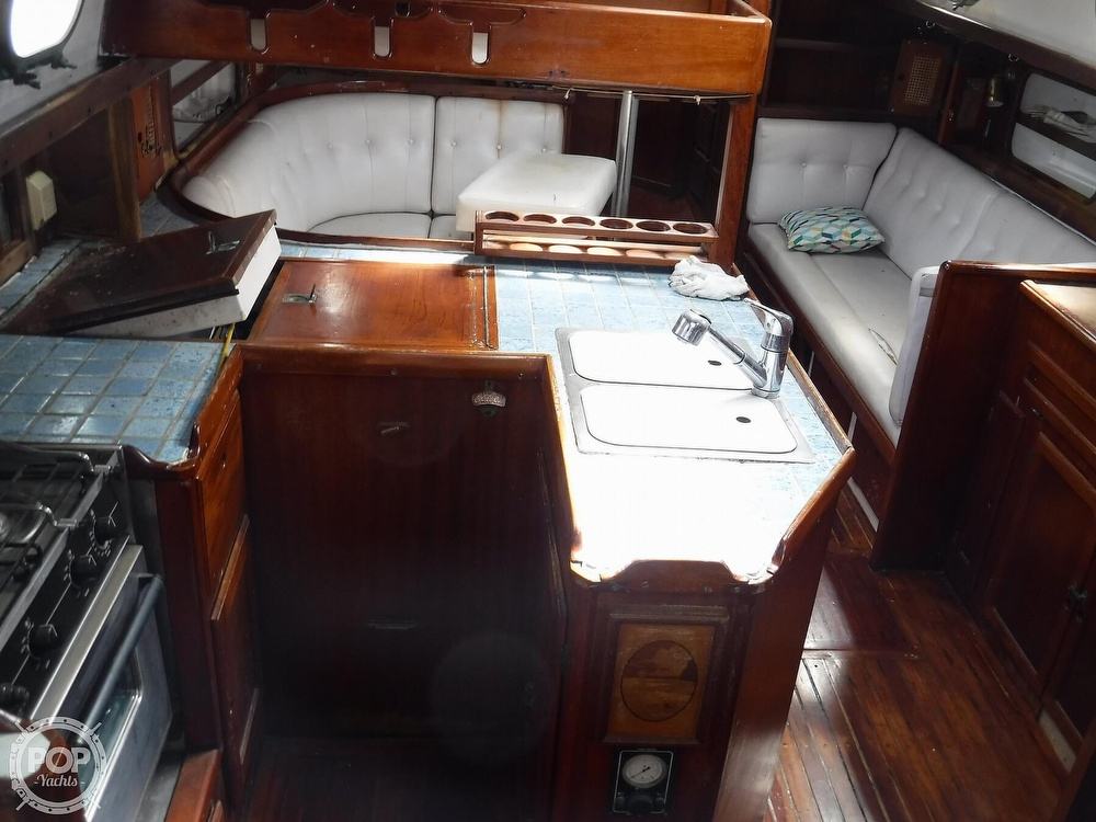 1977 Westsail boat for sale, model of the boat is 43 & Image # 10 of 40