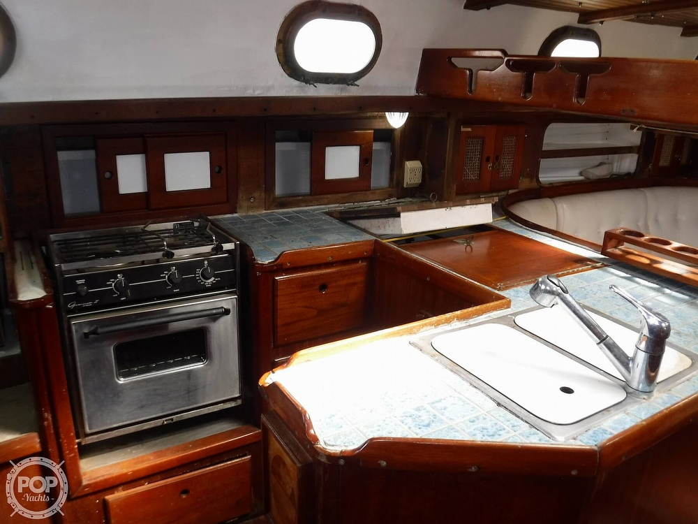 1977 Westsail boat for sale, model of the boat is 43 & Image # 11 of 40