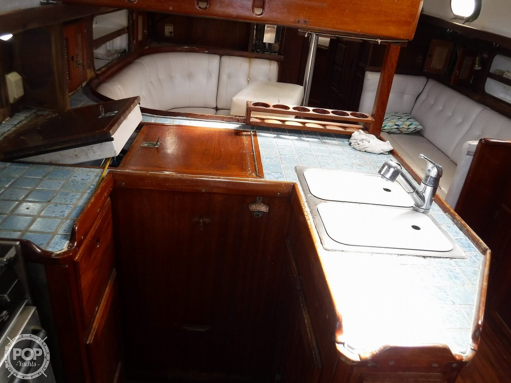 1977 Westsail boat for sale, model of the boat is 43 & Image # 12 of 40
