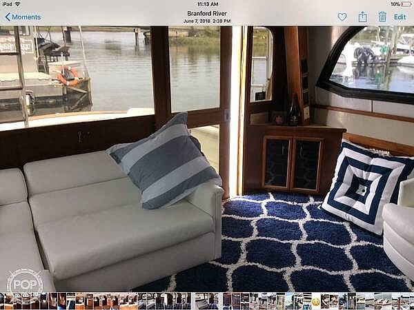 1988 Egg Harbor boat for sale, model of the boat is 43 Sportfish & Image # 26 of 40