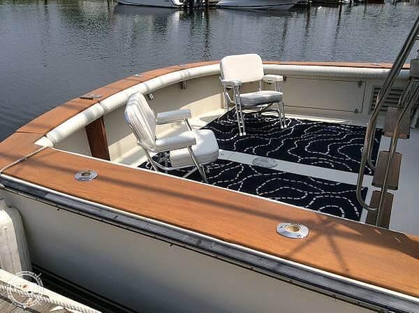 1988 Egg Harbor boat for sale, model of the boat is 43 Sportfish & Image # 28 of 40