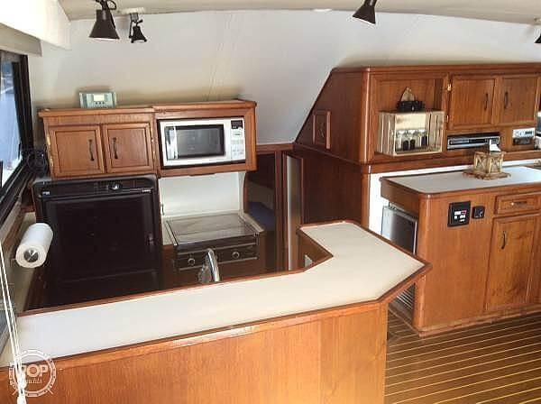 1988 Egg Harbor boat for sale, model of the boat is 43 Sportfish & Image # 34 of 40
