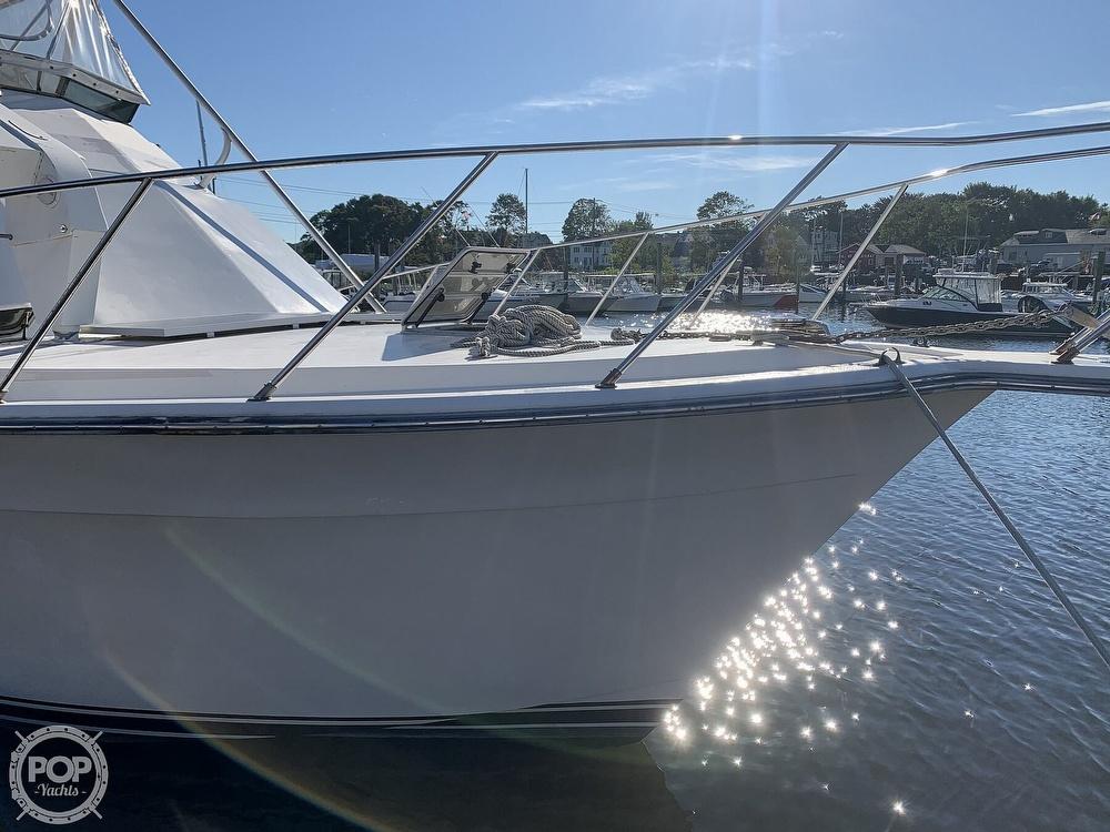 1988 Egg Harbor boat for sale, model of the boat is 43 Sportfish & Image # 11 of 40