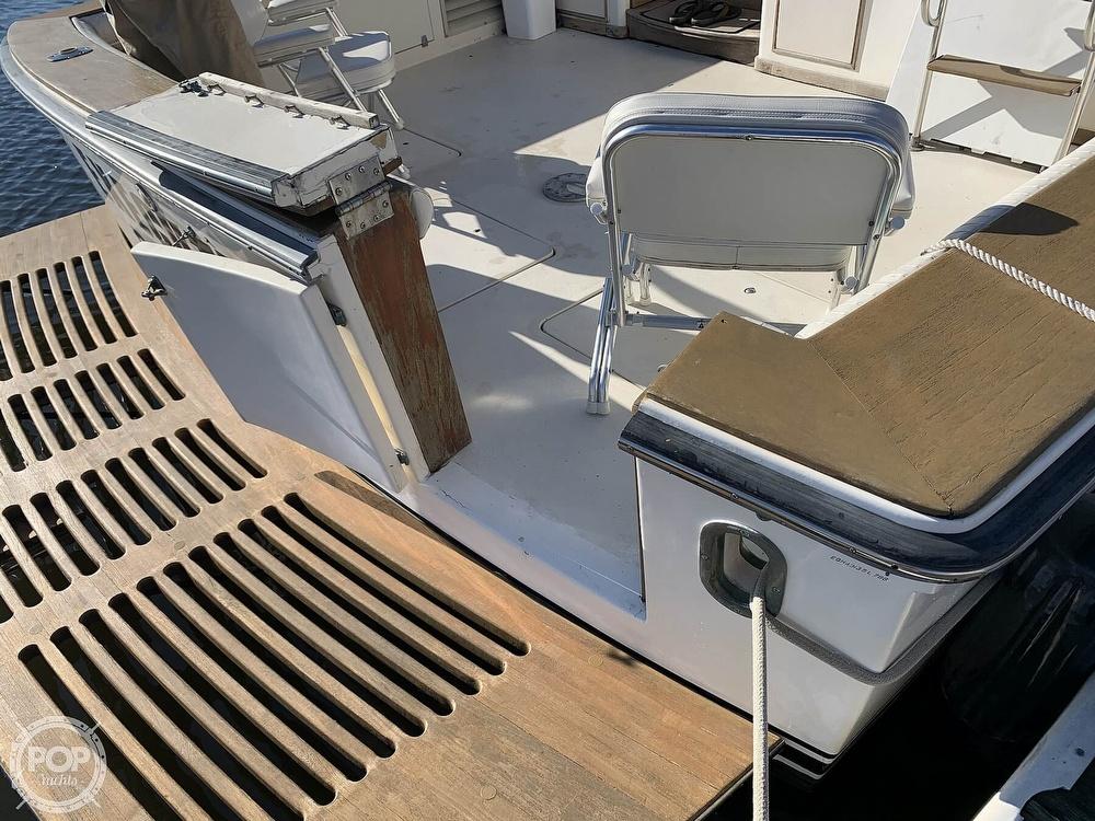 1988 Egg Harbor boat for sale, model of the boat is 43 Sportfish & Image # 13 of 40
