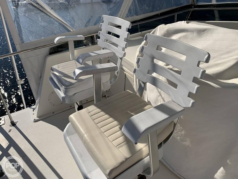 1988 Egg Harbor boat for sale, model of the boat is 43 Sportfish & Image # 15 of 40