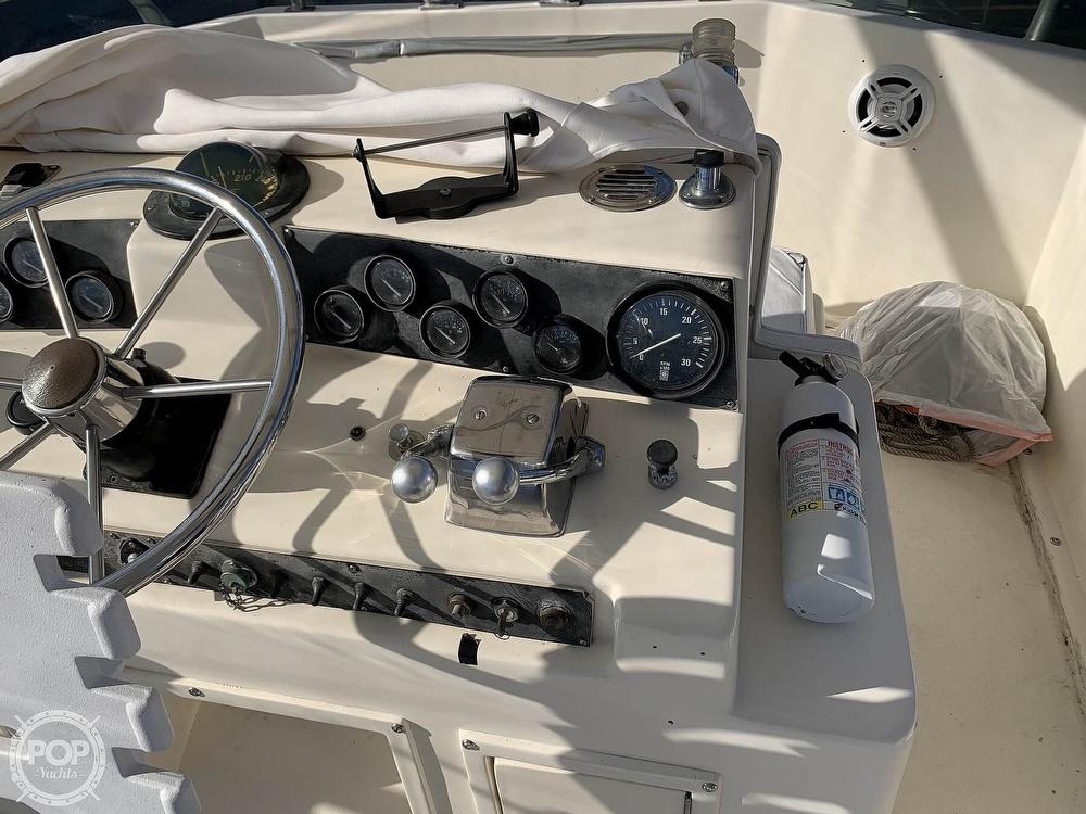 1988 Egg Harbor boat for sale, model of the boat is 43 Sportfish & Image # 12 of 40
