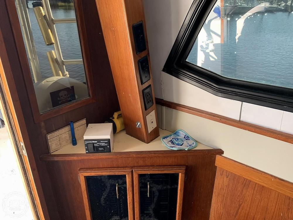 1988 Egg Harbor boat for sale, model of the boat is 43 Sportfish & Image # 35 of 40