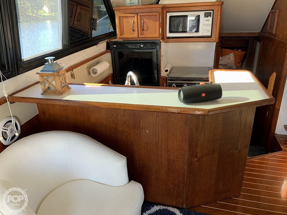 1988 Egg Harbor boat for sale, model of the boat is 43 Sportfish & Image # 37 of 40