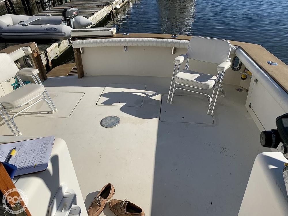 1988 Egg Harbor boat for sale, model of the boat is 43 Sportfish & Image # 23 of 40