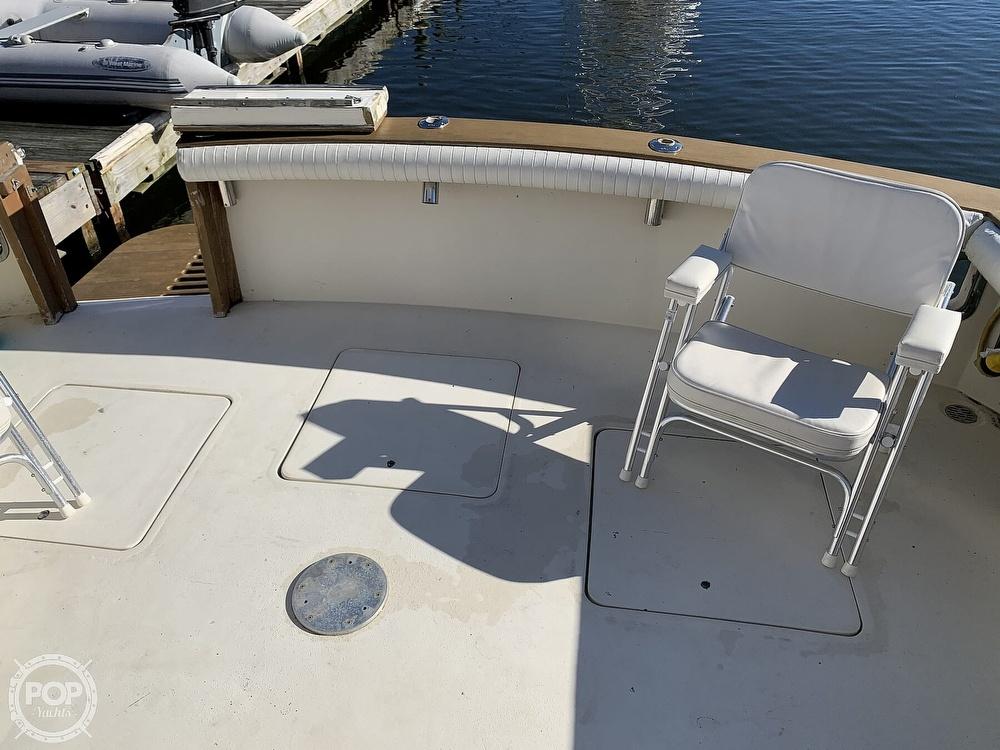 1988 Egg Harbor boat for sale, model of the boat is 43 Sportfish & Image # 22 of 40