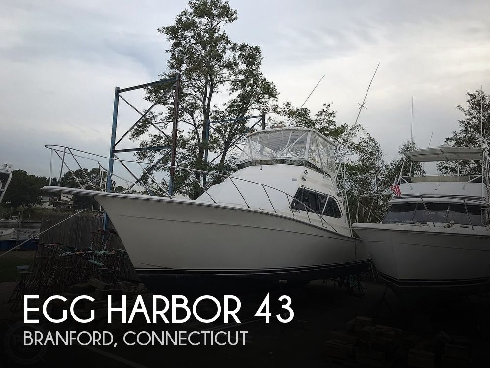 1988 EGG HARBOR 43 SPORTFISH for sale