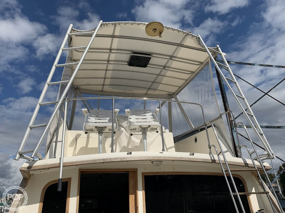 1988 Egg Harbor boat for sale, model of the boat is 43 Sportfish & Image # 2 of 40