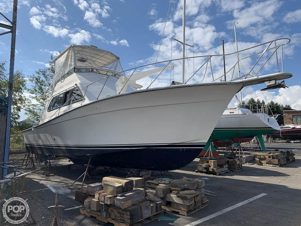 1988 Egg Harbor boat for sale, model of the boat is 43 Sportfish & Image # 3 of 40