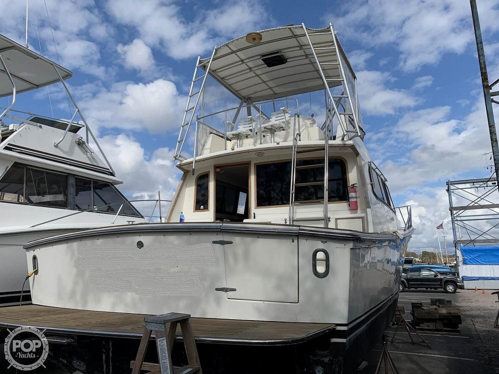 1988 Egg Harbor boat for sale, model of the boat is 43 Sportfish & Image # 7 of 40