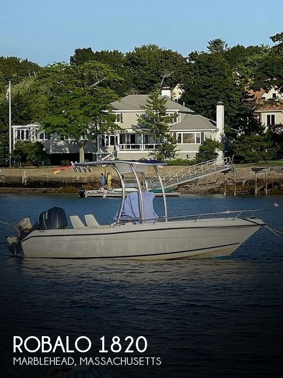 2000 Robalo boat for sale, model of the boat is 1820 & Image # 1 of 19