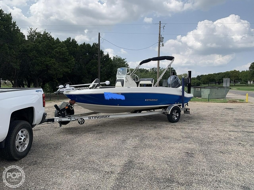 2018 Stingray boat for sale, model of the boat is 186 CC & Image # 6 of 40