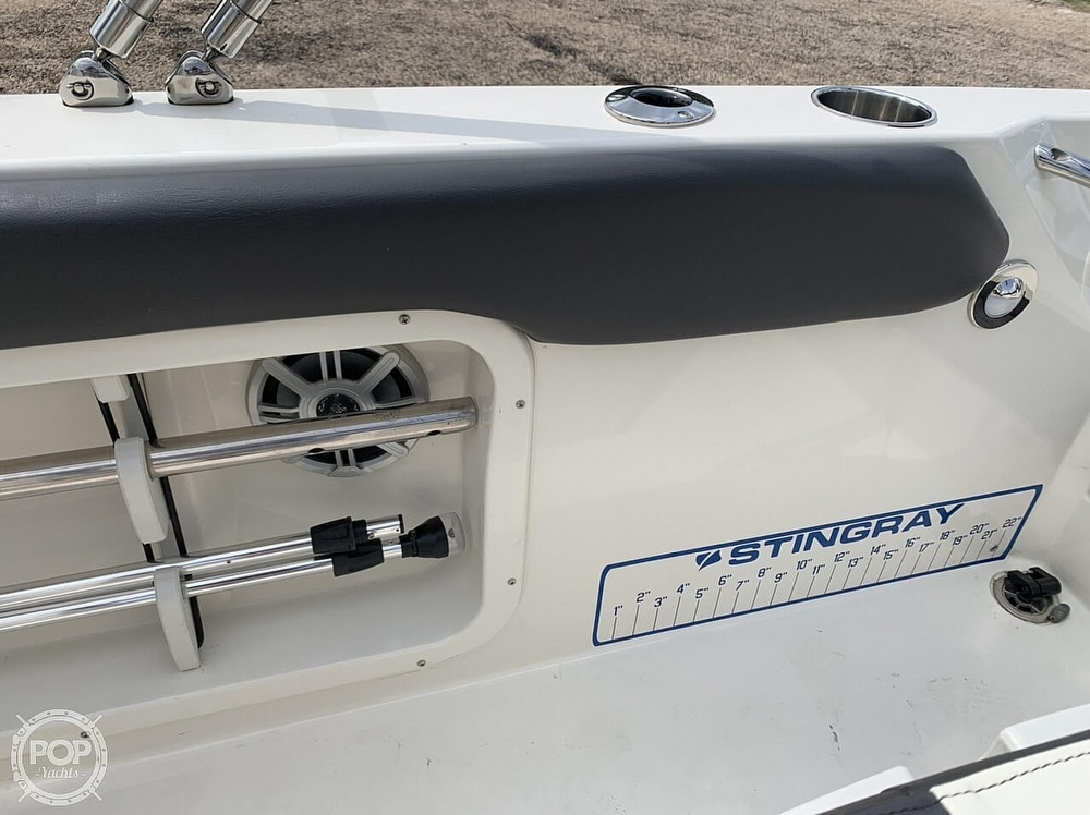 2018 Stingray boat for sale, model of the boat is 186 CC & Image # 40 of 40