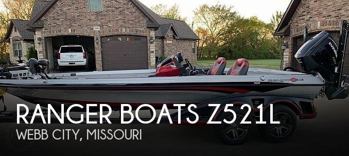 Used Ranger Boats For Sale by owner | 2019 Ranger Boats Z521L