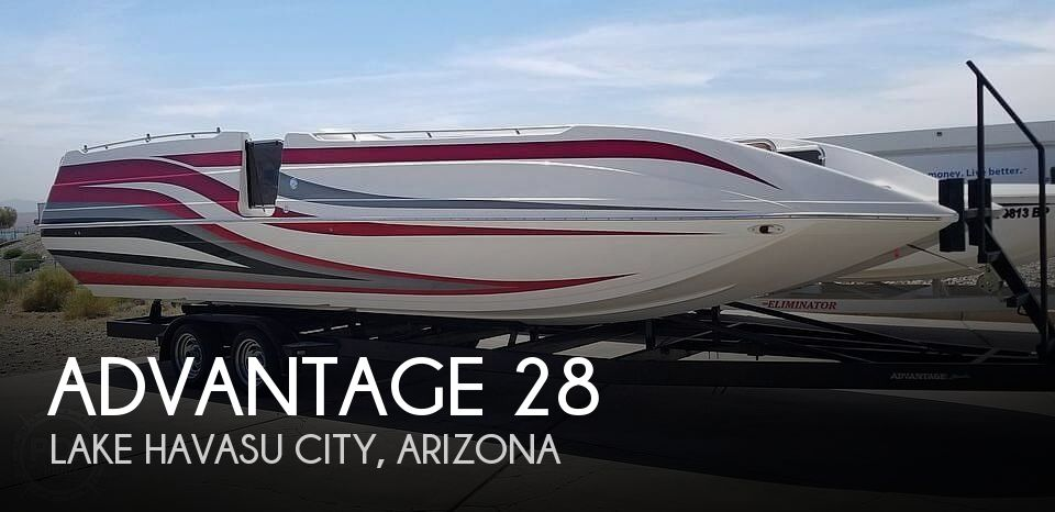 Used Advantage Boats For Sale by owner | 2003 Advantage Party Cat 28XL