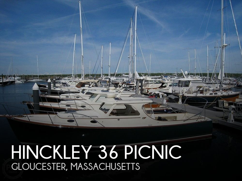 Used HINCKLEY Boats For Sale by owner | 1999 Hinckley 36 Picnic