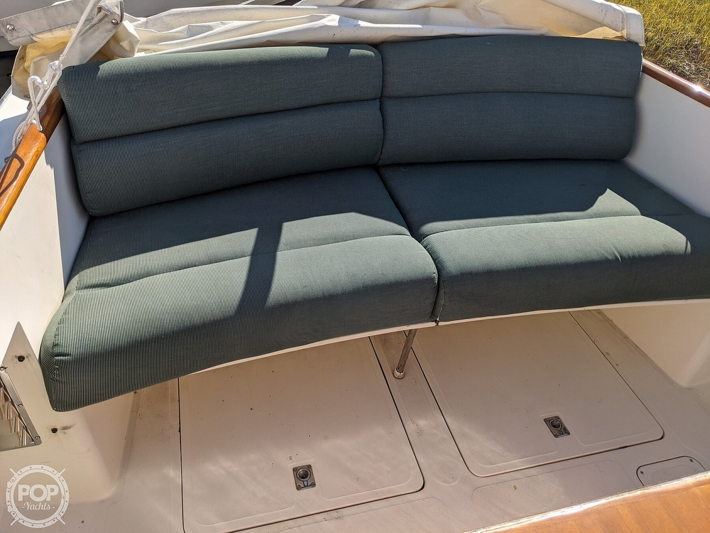 1999 Hinckley boat for sale, model of the boat is 36 Picnic & Image # 8 of 40