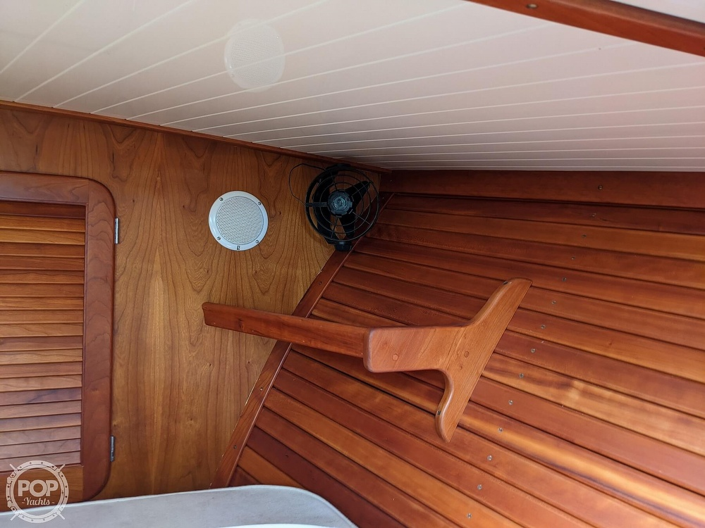 1999 Hinckley boat for sale, model of the boat is 36 Picnic & Image # 14 of 40