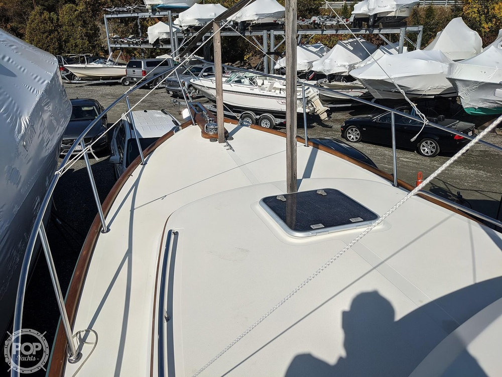 1999 Hinckley boat for sale, model of the boat is 36 Picnic & Image # 40 of 40
