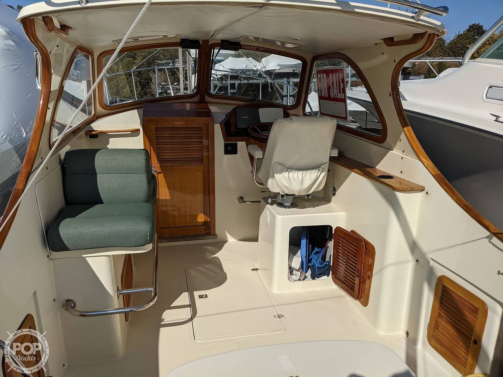 1999 Hinckley boat for sale, model of the boat is 36 Picnic & Image # 7 of 40