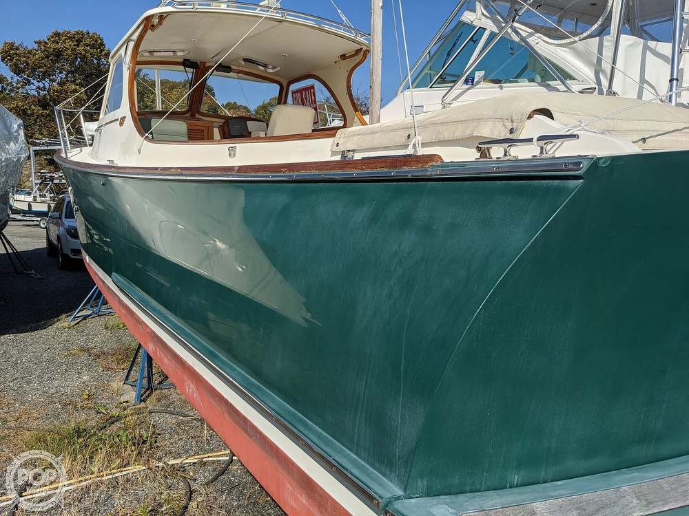 1999 Hinckley boat for sale, model of the boat is 36 Picnic & Image # 2 of 40