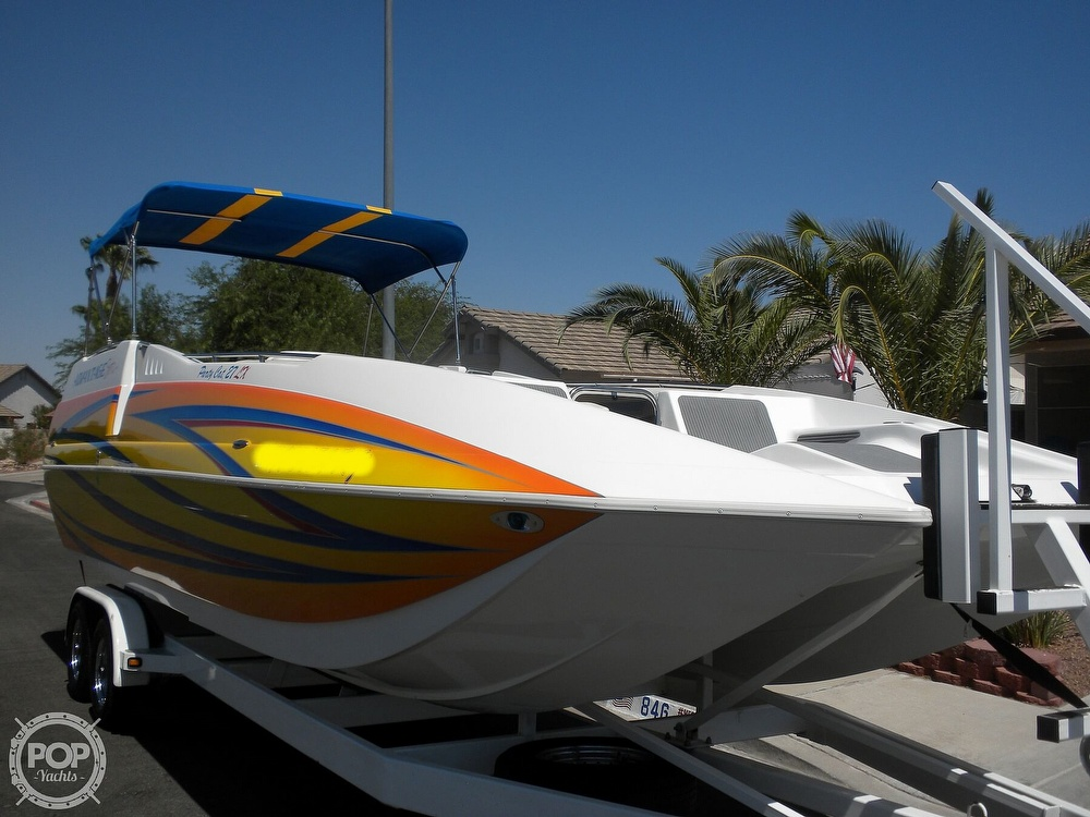 2007 Advantage boat for sale, model of the boat is Party Cat 27 LX & Image # 3 of 40