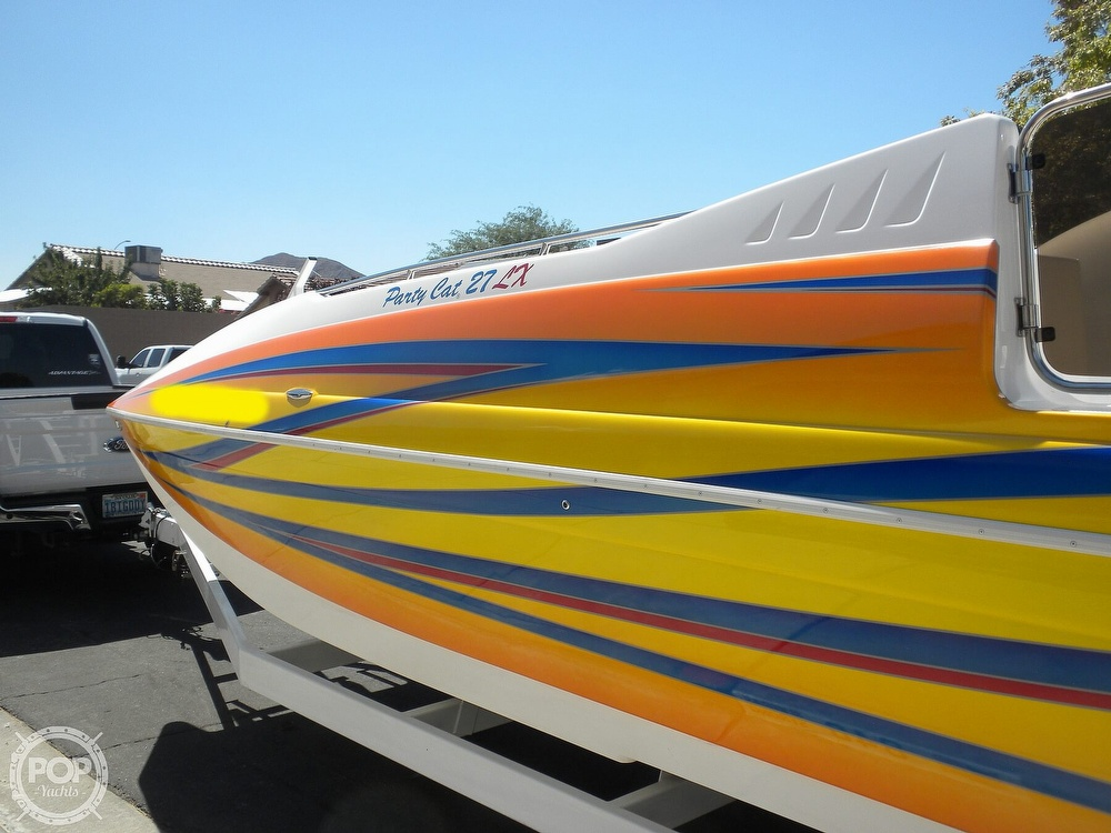 2007 Advantage boat for sale, model of the boat is Party Cat 27 LX & Image # 11 of 40