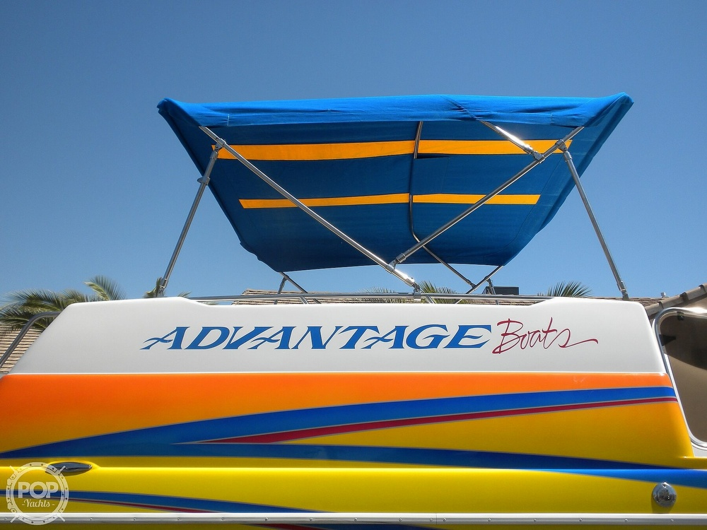 2007 Advantage boat for sale, model of the boat is Party Cat 27 LX & Image # 9 of 40