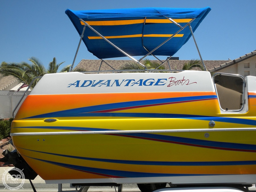 2007 Advantage boat for sale, model of the boat is Party Cat 27 LX & Image # 6 of 40