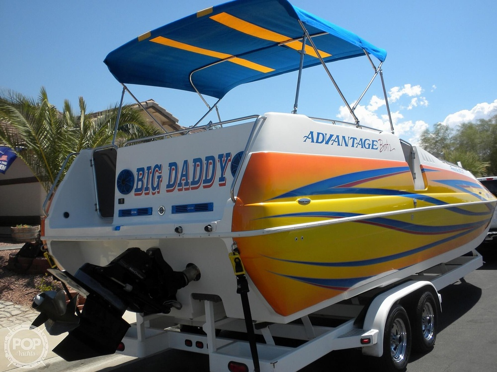 2007 Advantage boat for sale, model of the boat is Party Cat 27 LX & Image # 7 of 40