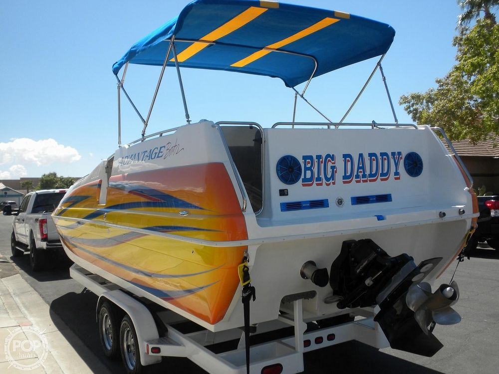 2007 Advantage boat for sale, model of the boat is Party Cat 27 LX & Image # 29 of 40
