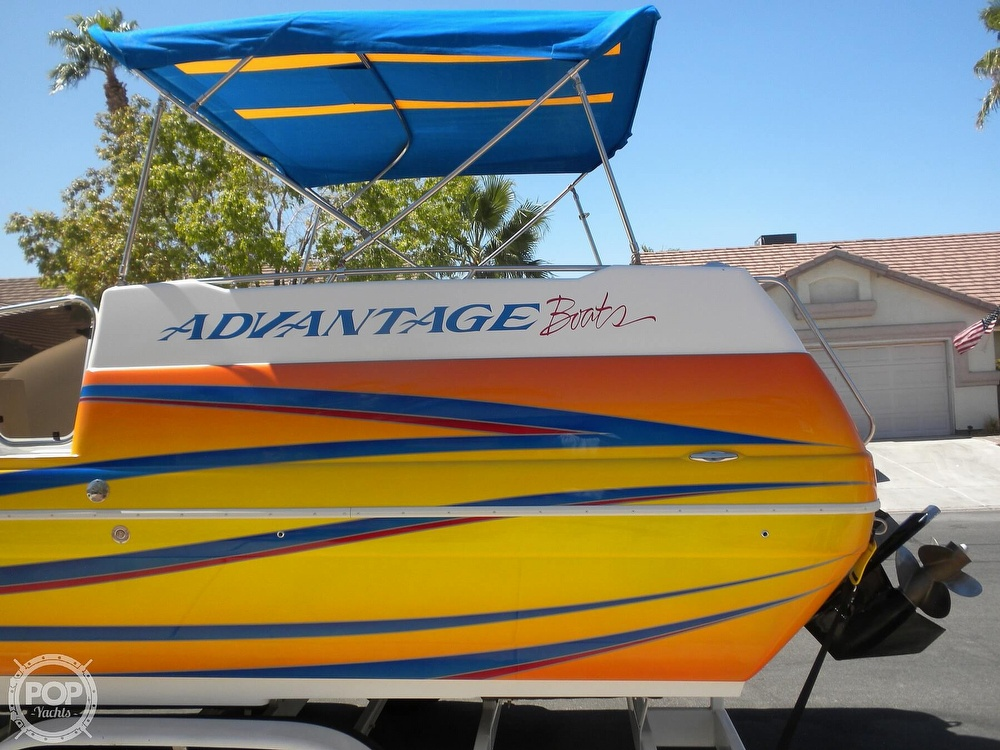 2007 Advantage boat for sale, model of the boat is Party Cat 27 LX & Image # 30 of 40