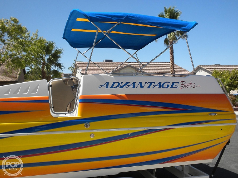 2007 Advantage boat for sale, model of the boat is Party Cat 27 LX & Image # 31 of 40