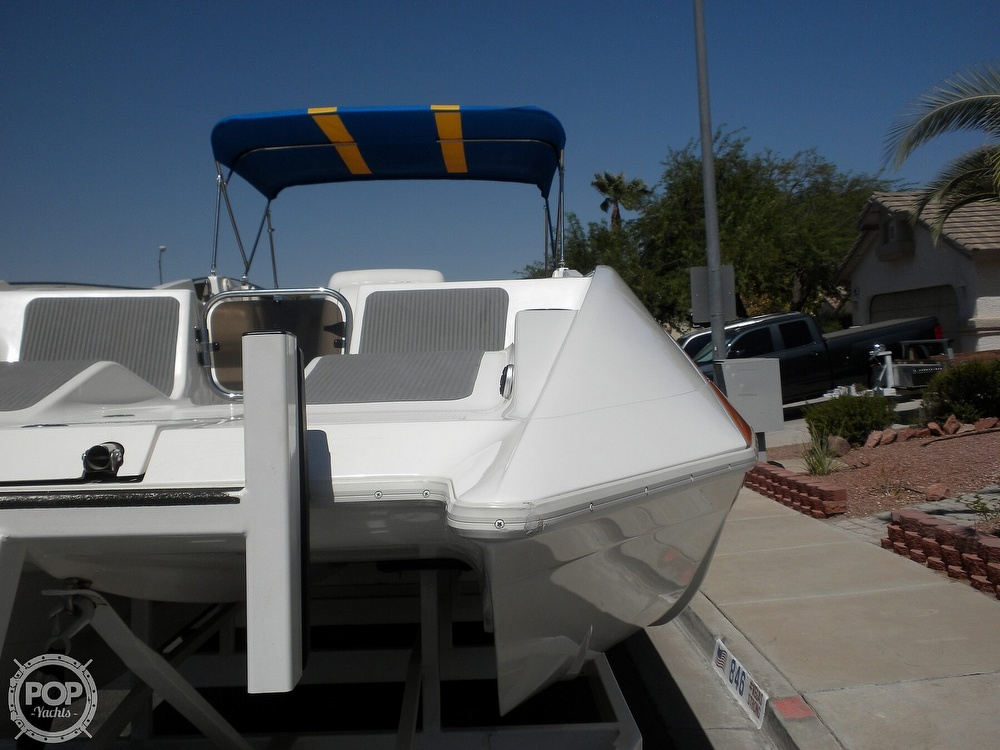 2007 Advantage boat for sale, model of the boat is Party Cat 27 LX & Image # 34 of 40