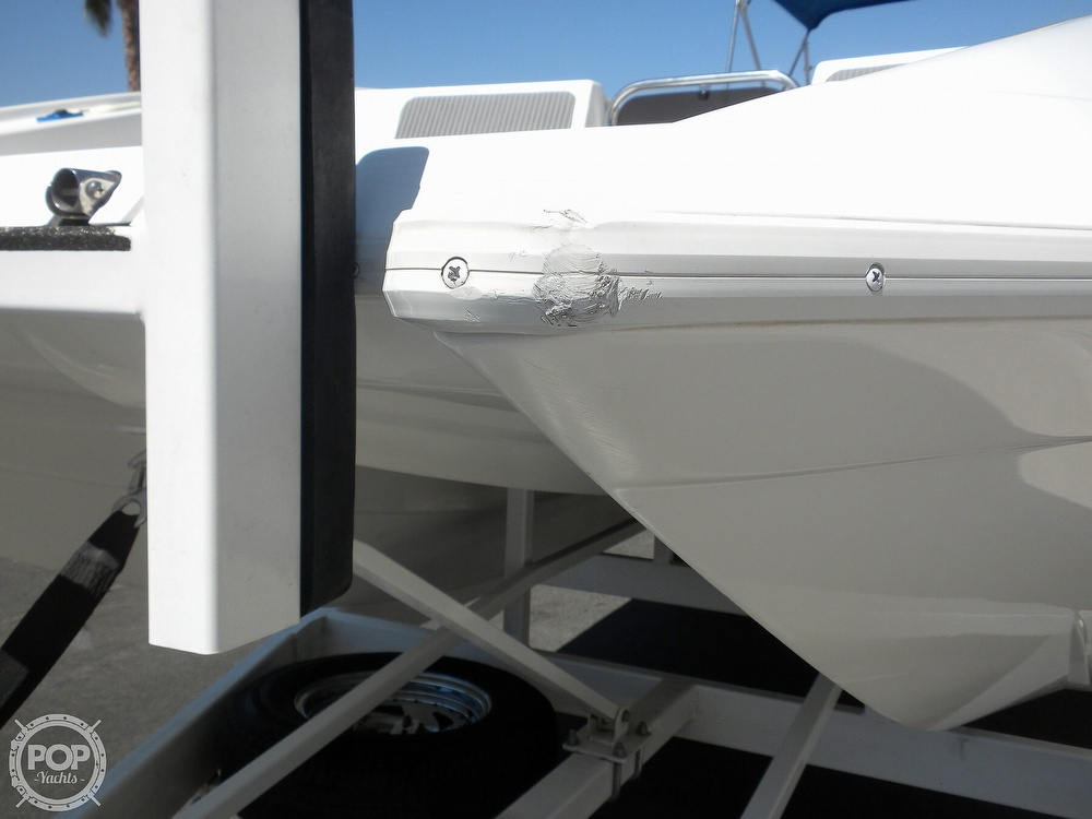 2007 Advantage boat for sale, model of the boat is Party Cat 27 LX & Image # 35 of 40
