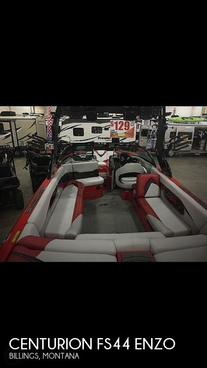 2015 Centurion boat for sale, model of the boat is FS44 ENZO & Image # 1 of 6