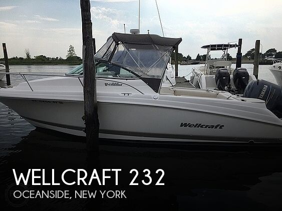 Used Wellcraft 23 Boats For Sale by owner | 2006 Wellcraft 232 Coastal